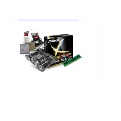 Kit Amd A8 7680 3.5ghz Quad...