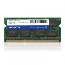 MEMORIA DDR3 ADATA 4GB 1333...